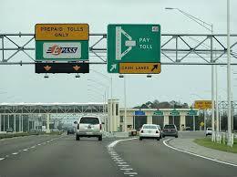 toll plaza 445