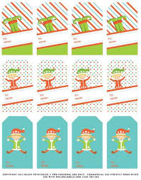 To And From Christmas Gift Tag Labels  Label Templates  OL1763 Christmas Gift Tag Design