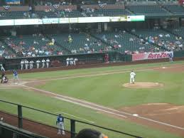 View From Seat Picture Of Autozone Park Memphis Tripadvisor