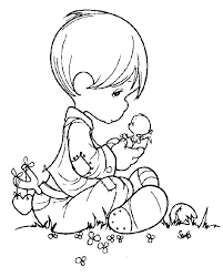 coloring pages precious moments fancy precious moments animals coloring pages for free