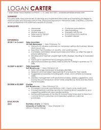Sample Resume Of Retail Sales Associate Topshoppingnetwork Com