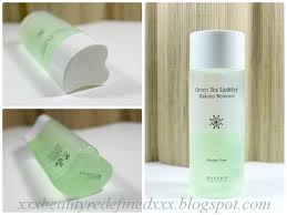 missha green tea lip eye makeup remover