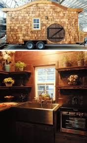 Homes On Wheels Design 18 Tiny Houses On Wheels Design Ideas To Clone Tiny Houses