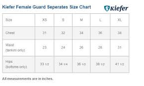 Dolfin Jammer Size Chart Size Charts From Swimwear Gear And Apparel Kiefer Aquatic