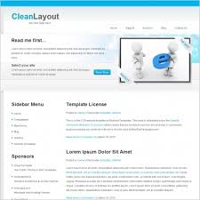 Website Layout Template Amazing Clean Layout Template Free Website Templates In Css Js Format