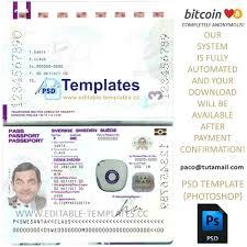 Free Passport Template For Kids Free Passport Template For Kids Venturecapitalupdate 56