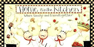 fat chef wall decals with decor kitchen charming