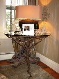 corner living room table. marvelous living room corner table part - 4: earthy glass contemporary-living