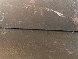 photo of a r slab cutting kent wa united states gap between backsplash