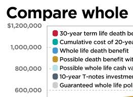 20 Year Term Life Insurance Rate Chart Is Whole Life Insurance Right For You