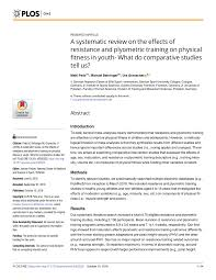 pdf a meta ysis of periodized versus nonperiodized strength and power programs
