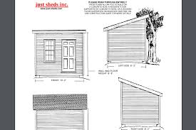build a 10x8 storage shed with this free shed plan