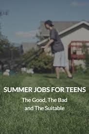 best ideas about teen summer jobs summer jobs all in one parents guide on summer jobs for teens