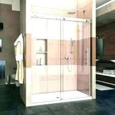 shower door bottom sweep national guard s rv seal