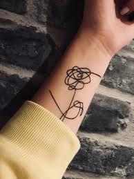 Pin By Katarina Jeftic On Symbols Tattoos Bts Tattoos Kpop Tattoos