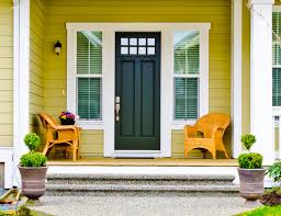 feng shui front doorBrighten Your Entry  Inhabitat  Green Design Innovation