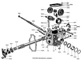 Partsdiagrams on steering gearbox diagram
