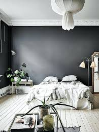 black painted walls bedroom. Modren Bedroom Decoration Black Painted Walls In Kitchen Walled Bedroom Wooden Floors Wall With T