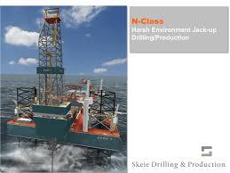 Jack Up Rig Design Criteria Rig 1 Skeie Drilling Production