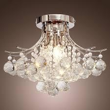 living room ceiling lights close to flush mount lighting brushed nickel light semi chandelier bedroom bronze fixtures chrome led modern low pendant crystal