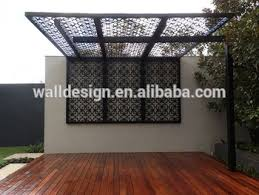 fence privacy screen/outdoor privacy screens/metal privacy screens