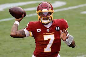 Dwayne Haskins won't be the answer for ...
