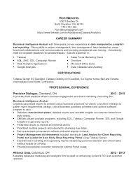 Financial Data Analyst Resume Data Analyst Resume Examples Resume Cool Data Analyst Sample Resume