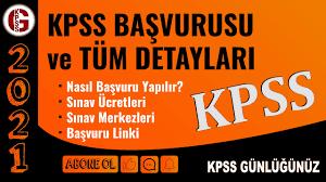 KPSS BAŞVURUSU NASIL YAPILIR ? - YouTube