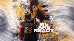 Lebron james & los ángeles lakers. Lebron James Lakers Wallpapers Hd For Iphone And Desktop Visual Arts Ideas