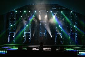 rustic stage lighting design information