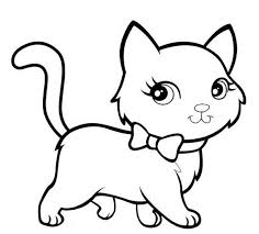 Small Picture Cat Coloring Pages Picture Gallery Website Coloring Pages Cats at