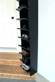 vertical shoe storage upright shoe storage shoe organizer amazing inspiration stylish ornament