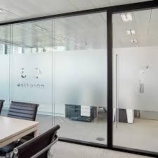 edge series office glass doors