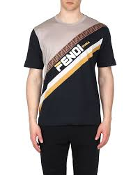 Fendi Designer Shirt Pin On Fendi