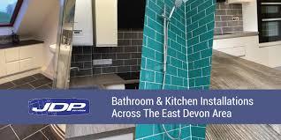Bathroom Design Devon Jdp Services Bathroom Kitchen Design And Installation