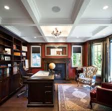 home office flooring ideas. Improve-Your-Work-Day-With-These-Home-Office- Home Office Flooring Ideas O