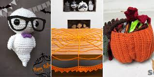 Halloween Crochet Patterns Cool TOP 48 Free Halloween Crochet Patterns