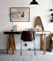 industrial style home office. Industrial Style Home Office E