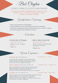What Are The Fonts To Use On Resume 2018 Resume Tips 2018