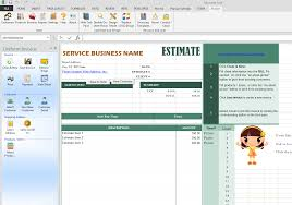 general estimate template general estimate template uis edition