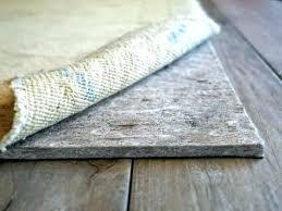 s runner rug pad home depot