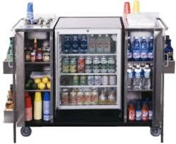 summit cartosspr7 outdoor stainless steel cart with outdoor spr7 os glass door refrigerator two towel bar handles three exterior storage shelves