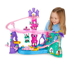 If the 3-year-old girl in your life likes imaginative cartoons, magic, or bright colors, this Shimmer \u0026 Shine playset is for her. It a replica of Top 10 Best Gifts And Toys For 3 Year Old Girls In 2019 - Ten Select