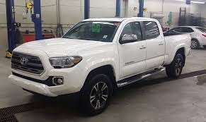 2016 Toyota Tacoma Limited Double Cab 4x4 Automatic Transmission ...