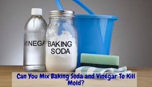 can you mix baking soda and vinegar to