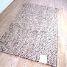 elegant natural runner rug jute runners kitchen rugs stripe high