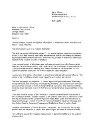 Bunch Ideas Of Examples Of Complaint Letters To Council On Cover