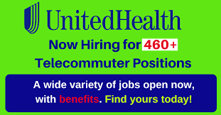 Telecommuter Jobs 460 Telecommuter Positions Open Now With Unitedhealth Group With
