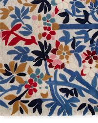 majorelle garden runner rug 2 5 x 8 quick look mackenzie childs
