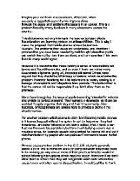 cell phone essay in school cell phones at school english language essay uk essays